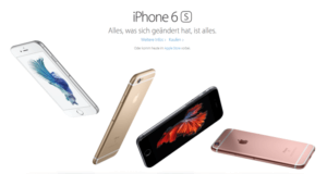 iPhone: Apple fährt Produktion herunter