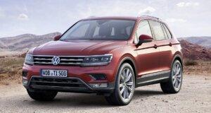 Neuer VW Tiguan ab sofort zu bestellen