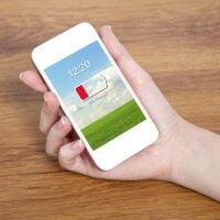 Fehler im Apple iPhone 6s: Akku-Anzeige friert ein