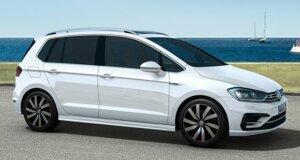 Neuer VW Golf Sportsvan R-Line ab sofort erhältlich