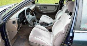 Mit dem Ford Scorpio Ghia um den Starnberger See