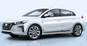 Neuer Hyundai IONIQ auf dem Genfer Autosalon