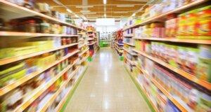 Einkaufen mit Kleinkind – So geht es entspannt durch den Supermarkt