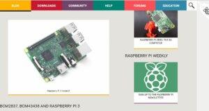 Der Raspberry PI ist in Version 3 erschienen