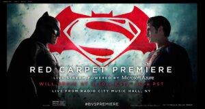 "Kino-Duell der Giganten: ""Batman v Superman: Dawn of Justice"""