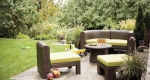 Wohnzimmer im Garten: Das sind die Trends bei den Outdoor-Möbeln 2016