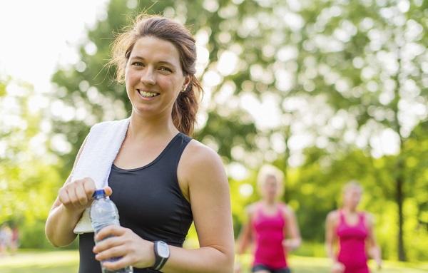 Wer jung Sport treibt, bleibt länger gesund