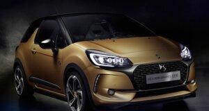 Neuer Citroen DS 3 und DS 3 Cabrio starten in Deutschland