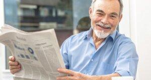 Im Alter: Gehirnjogging hält die grauen Zellen auf Trab