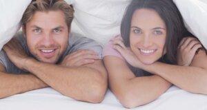 Für ein gutes Schlafklima ist die Decke wichtig