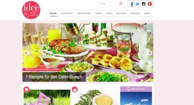 """Neues Online-Magazin aus dem Hause Klambt: """"Idee für mich"""""""