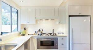 Praktisch und dekorativ: Schutz für Ihre Küchenzeile