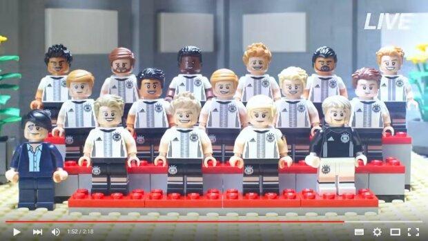 "Lego: Minifiguren-Serie ""DFB – Die Mannschaft"" facht EM-Vorfreude an"