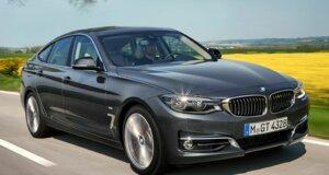 Facelift für den BMW 3er Gran Turismo