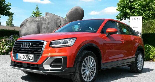 Audi Q2 Test: Apart und agil