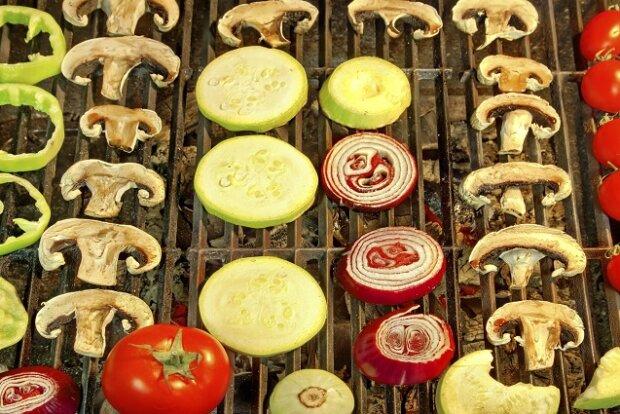DIY Grill für den Garten im Sommer