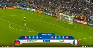Nach Elfmeterdrama: Deutschland ist im Halbfinale