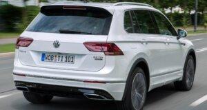 Neue Top-Motorisierungen für den VW Tiguan