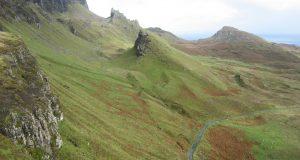 Die Natur von Schottland