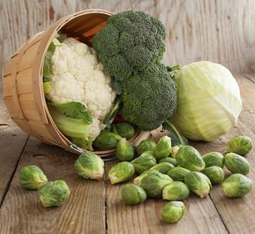 Brokkoli ist gesund