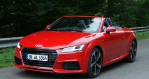 Audi TT Roadster Test: ***** Spaß