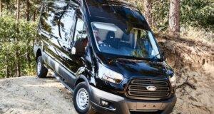 IAA Nfz: Neues vom Ford Transit