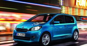 Neues Sondermodell Skoda Citigo Fun