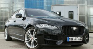 Jaguar XF Test: In der Ruhe liegt die Kraft