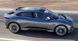 Jaguar I-Pace Concept Präsentation in London