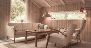 Wandverkleidung aus Holz: Das Comeback der Täfelung