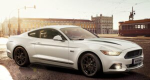 Sondermodell Ford Mustang Black Shadow Edition