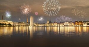Silvester in Hamburg: Hier feiert es sich am besten in 2017 hinein