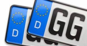 Autozulassung: Kfz-Kennzeichen einfach online reservieren und bestellen