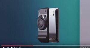 Moto Z mit Aufsteck-Kamera