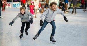 Eislaufen in Hamburg: Diese Arenen garantieren Schlittschuhspaß