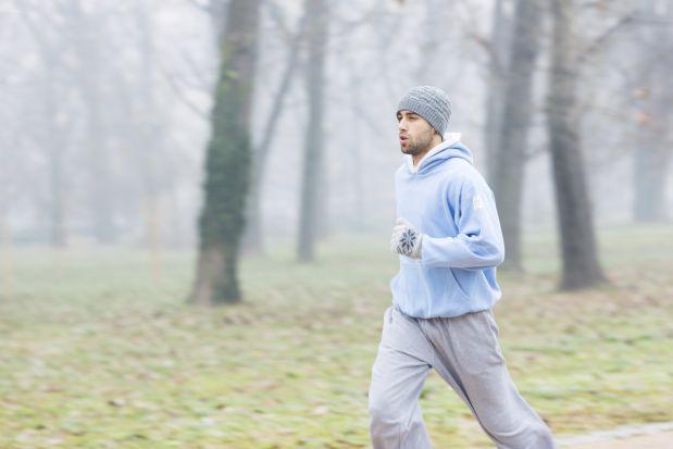 Mit guten Vorsätzen voran: Tipps für Joggen im Winter