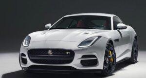 Modellpflege beim Jaguar F-Type