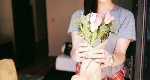 Sagen Sie es doch mal wieder durch die Blume!