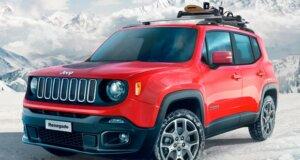 Die neue Jeep Renegade Nitro Special Edition