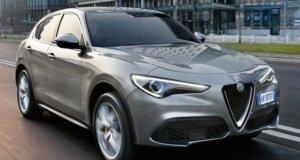 Neue Motoren für den Alfa Romeo Stelvio