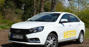 Lada Vesta Test: The X-Files