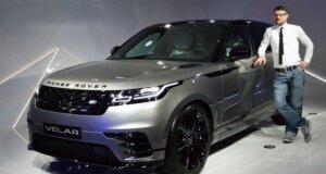 Range Rover Velar: Kennen lernen abseits der Straße