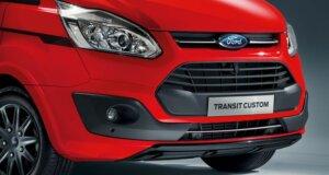 Ford Transit Custom Black Edition ab sofort erhältlich
