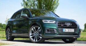Audi SQ5 Test: Sport mit dem Utility