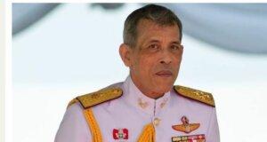 Thailands König mit Spielzeugpistole beschossen