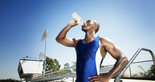 Das beste Wasser nach dem Sport