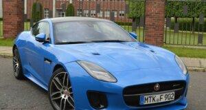 Jaguar F-TYPE Test: Glückshormone geben Gas