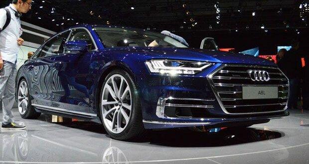 Neuer Audi A8 in Barcelona vorgestellt
