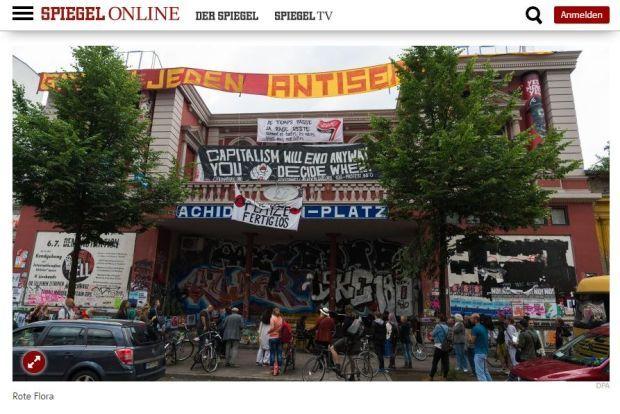 Nach G20: Drohen der Roten Flora politische Konsequenzen?