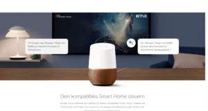 Google Home Verkaufsstart